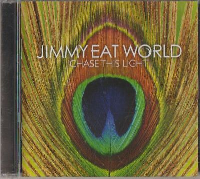 C.d.music G109   Jimmy Eat World   Chase This Light    Cd