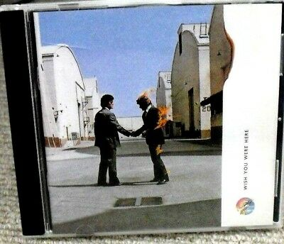 Pink Floyd - Wish You Were Here Cd Album 1994 Remastered