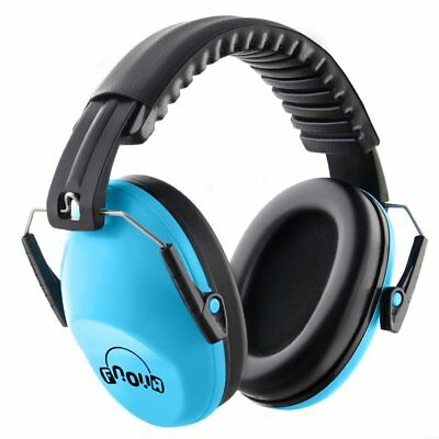 Kids Safety Ear Muffs Nrr 26db Noise Reduction Ear Defenders Hearing Protection