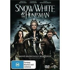 Snow White & The Huntsman (DVD, 2012) *disc only*