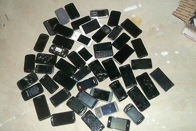 13 LB SCRAP CELL PHONE LOT GOLD RECOVERY PARTS AS-IS Most are Smart Phones