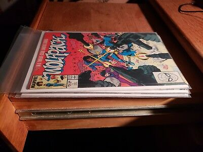 Marvel Comic Lot of 5 Comics - Wolfpack
