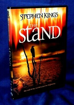 Stephen King's  The Stand /  2 Dvd's /  New Still Sealed / Rob Lowe Gary Sinise