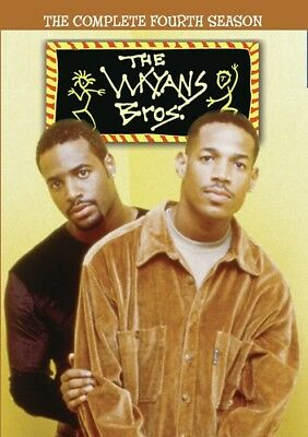 The Wayans Bros - The Complete Fourth Season 4 (DVD, 2019, 3-Disc Set) Brand New