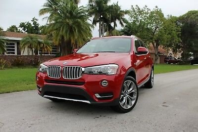 2016 BMW X3 XDrive28i WOW! STUNNING 4X4 - 31K MILES - BEST DEAL IN THE USA! VIDEO RDX Q5 Q3 X1 15 17