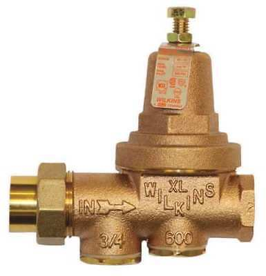 WILKINS 1-600XL Water Pressure Reducing Valve,1 In. - New, Free Ship -