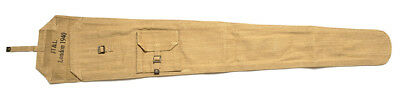"British Lee Enfield Canvas Rifle Case  ""JT&L London 1940"""