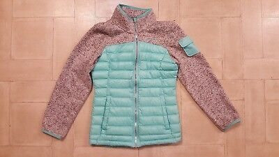 Free Country Girl's Hybrid Down Filled Jacket, sz. L (14/16)
