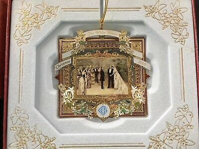 2007 The White House Historical Association Christmas Ornament