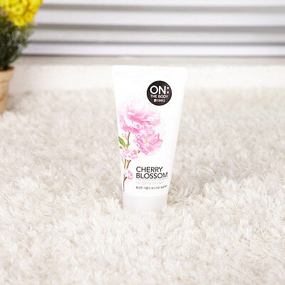 [On The Body] Cherry Blossom Body Wash 50ml X 2P LG Health Care Korea Cosmetic