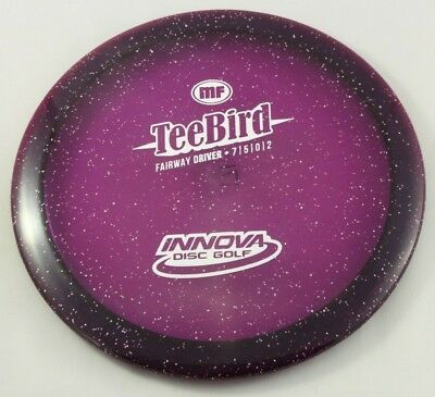 NEW Champion Teebird 171g Driver Purple MF Innova Disc Golf Celestial Discs