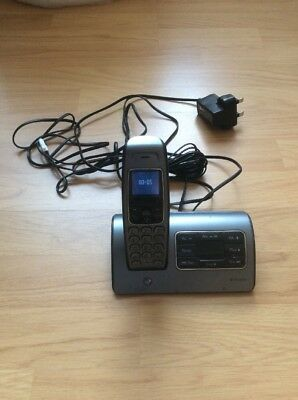 BT Hudson 1500 Cordless Home Phone With Answering Machine Home Digital Single