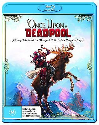 Once Upon A Deadpool (Blu-Ray 2019), BRAND NEW & SEALED