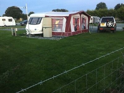 Eldiss 5 Berth Caravan with Awning