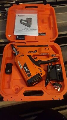 Paslode IM350+ Lithium First Fix Nail Gun