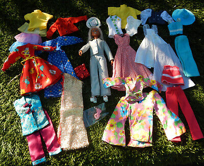 """Vintage TLC Dusty Doll LOT - PARTS Spares OOAK - Accessories Clothes SOLD as is"""""""