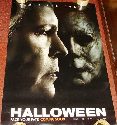 Halloween 2018 Dsdouble Sided 27 X 40 Movie Poster 1500 Picclick