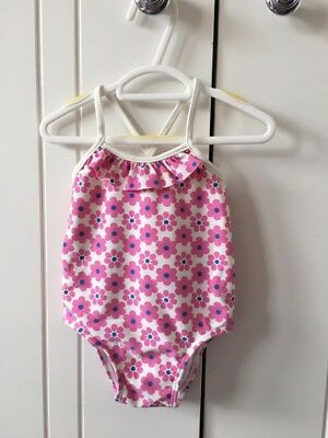Country Road Baby Girl Bathers & Rashie - Size 3-6 Months