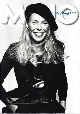 MOJO BRAND NEW ISSUE 304, MARCH 2019: JONI MITCHELL SPECIAL, Crossword Missing