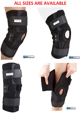 eec5d8bfb2 PhysioRoom Hinged Knee Brace - Knee Ligament ACL Support Elite Pro
