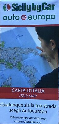 ITALY Map - Free UK Postage