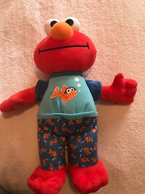 Elmo Musical Plush