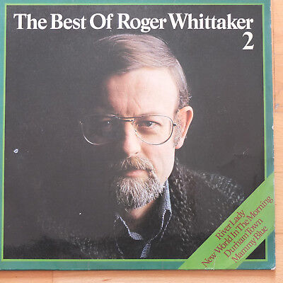 2 LPs Roger Whittaker- The Best of - Nr. 2 und 3