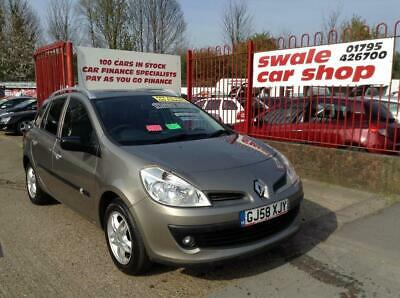 2008 Renault Clio 1.5 dCi Expression 5dr