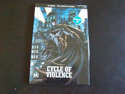 DC COMICS THE LEGEND OF BATMAN COLLECTION # 28 Cycle Of Violence