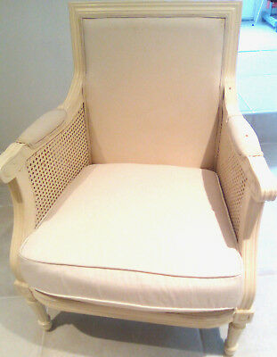 French Shabby Chic Louis style Chair