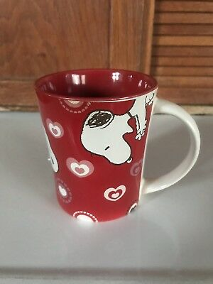 PEANUTS Snoopy Coffee Mug In Mint Condition!