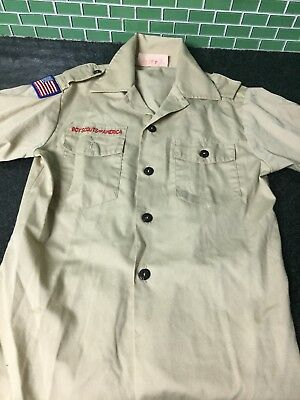 Uniform shirt  Boy Scouts of America  Youth Size Youth