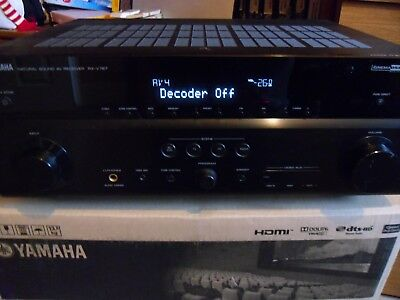 Yamaha RX-V767 7.1 Channel 145 Watt Dolby Home Cinema Receiver