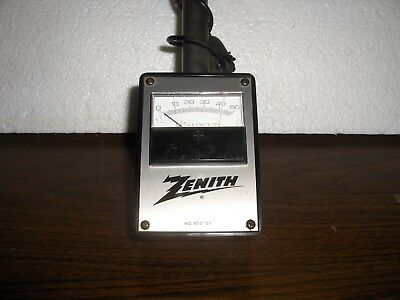 Zenith Vintage D.c. Kilovolts High Voltage Probe. No. 852-120 From Old Tv Shop
