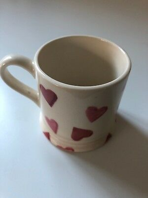 emma bridgewater Pink Hearts Mini Mug
