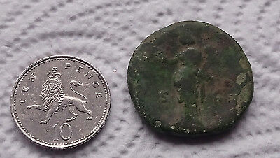 sesterius roman coin-un researched coin