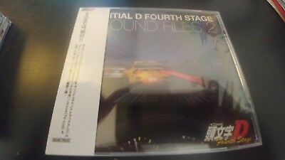INITIAL D Fourth Stage sound files 2  MIYA Records CD