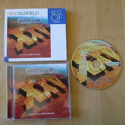 Mike Oldfield The Essential CD Best of Warner Music France