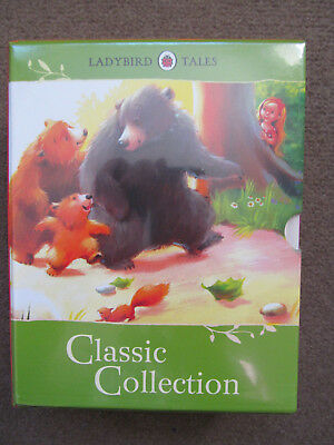 New and Sealed Ladybird Tales Classic Collection Box Set 10 Childrens Books