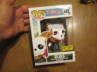 Funko Pop The Ancient Magus Bride Elias # 345 Exclusive Hot Topic As Photos