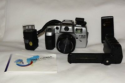 Canomatic 35mm with 50mm 1.4 focus free lens Camera