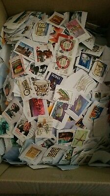 100 Grams Of RECENT Australian Stamps On Paper ONLY FREE POSTAGE