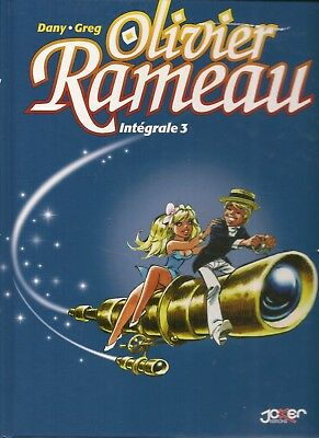 Integrale Olivier Rameau Tome 3 Eo Presque Comme Neuf