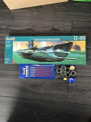 REVELL German Submarine NEU