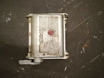 Vintage Cast  Electrical   Industrial  Switch  Box
