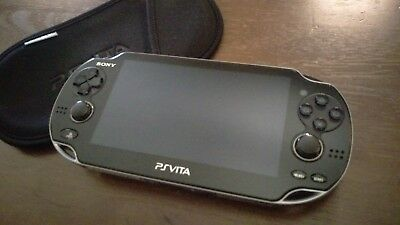 Sony Playstation PS Vita PCH-1001 Henkaku 128GB thousands of games installed