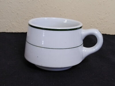 Vintage Shenango China Restaurant Ware Heavy Cup New Castle PA