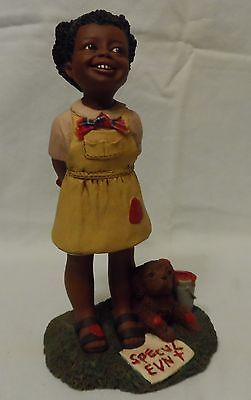 "All Gods Children ""shalisa"" Martha Holcombe Figurine"