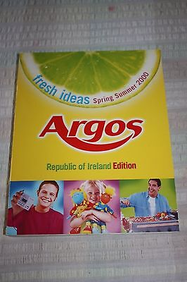 Argos Spring / Summer 2000 Republic of Ireland Catalogue