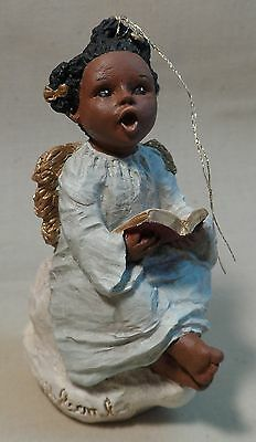 "ALL GODS CHILDREN ""ERICA"" MARTHA HOLCOMBE ORNAMENT FIGURINE 1jdb"